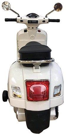 Accu Vespa GTS Scooter 12V Wit -1