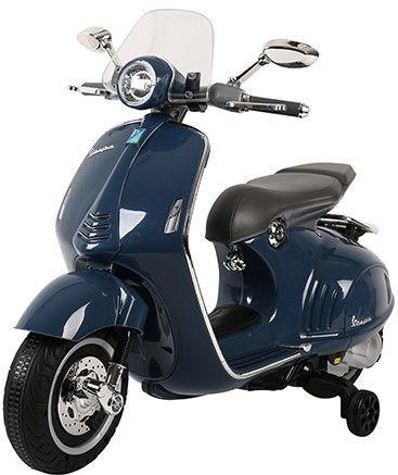 Accu Vespa Scooter Primavera 12V Blauw