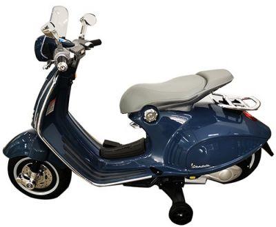 Accu Vespa Scooter Primavera 12V Blauw -1