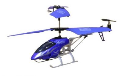 Flash RC Helikopter Blauw