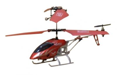 Flash RC Helikopter Rood