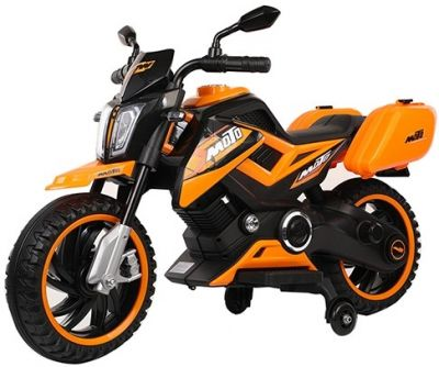 Accu Motor Dakar Oranje 12V