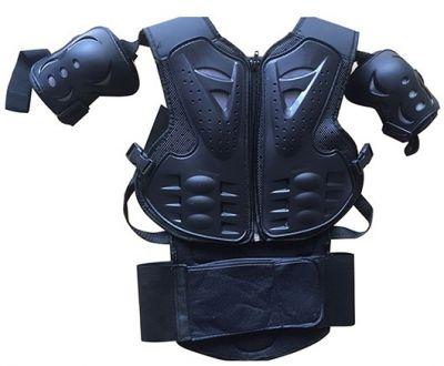 body protector Zwart 1-Size