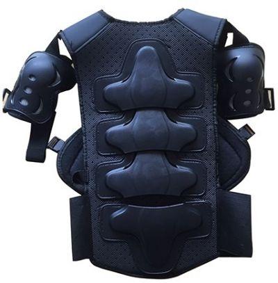 body protector Zwart 1-Size-1