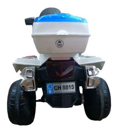 Accu Motor Beemer GTL Wit 12V -1