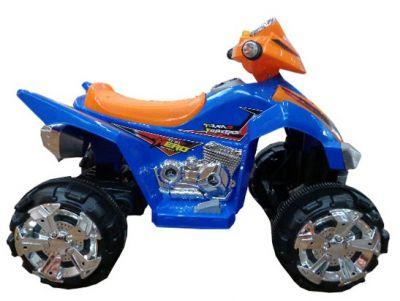 Accu Quad Cobra Blauw 12V-2