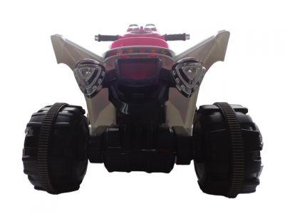 Accu Quad Cobra Roze 12V -2