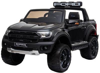 Accu Auto Ford Raptor 12V 2,4G Zwart Metallic Rubber Banden