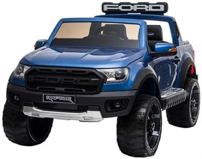 Accu Auto Ford Raptor 12V 2,4G Blauw Metallic