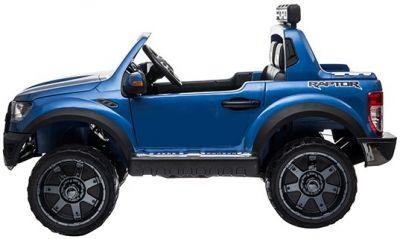 Accu Auto Ford Raptor 12V 2,4G Blauw Metallic -1