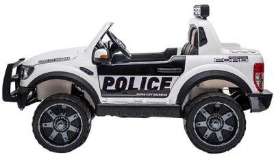 Accu Auto Ford Raptor POLICE Wit 12V 2,4G -1
