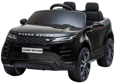 Accu Auto Range Rover Evoque Zwart Metallic MP4 Scherm 12V 2.4G Rubber Banden