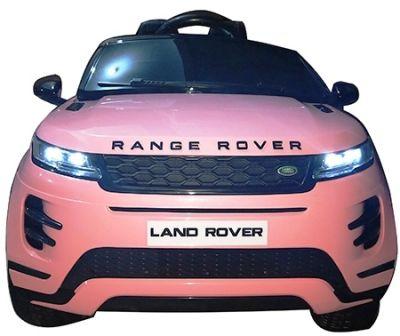 Accu Auto Range Rover Evoque Roze MP4 Scherm 12V 2.4G Rubber Banden