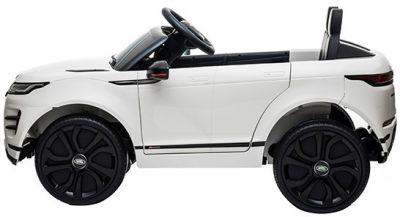 Accu Auto Range Rover Evoque Wit MP4 Scherm 12V 2.4G Rubber Banden-1