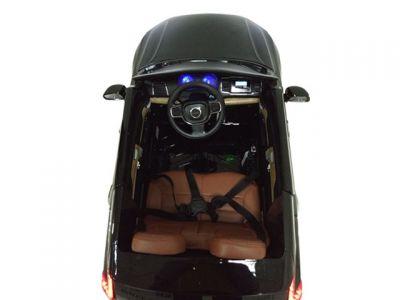 Accu Auto VOLVO XC90 12V Zwart Metallic 2.4G Rubber Banden-1
