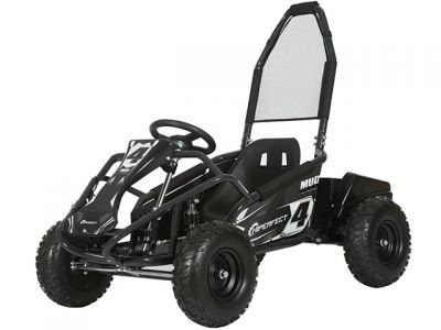 Midi Buggy XL Zwart Brushless 1000W 48V