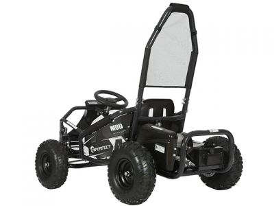Midi Buggy XL Zwart Brushless 1000W 48V -1