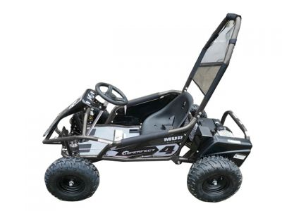 Midi Buggy XL Zwart Brushless 1000W 48V -2