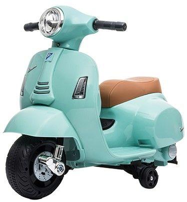 Accu Vespa H1 Scooter 6V Groen