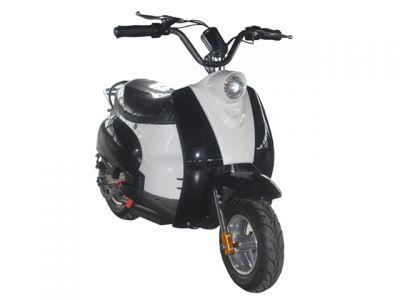 Mini Scooter Classic Zwart 350W 36V 3 Speed