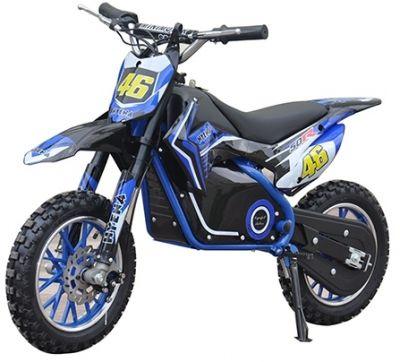 Mini Cross Bike JUMPER Blauw 500W 36V