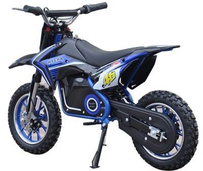 Mini Cross Bike JUMPER PRO Blauw 500W 36V-1