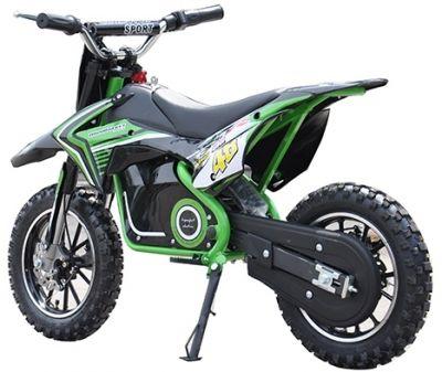 Mini Cross Bike JUMPER Groen 500W 36V -3