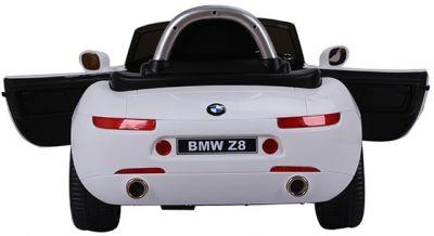 Accu Auto ACTIE BMW Z8 Wit 12V 2.4G Rubber Banden-2
