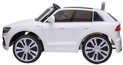 Accu Auto AUDI Q8 Wit 12V 2,4G Deuren Rubber Banden-1