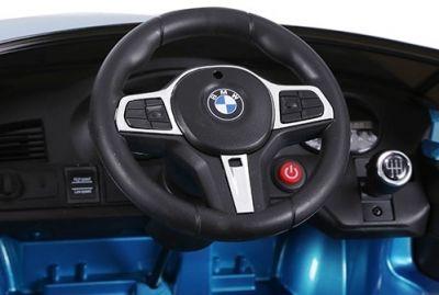 Accu Auto BMW 6-Serie GT Wit 12V 2.4G Rubber Banden-4