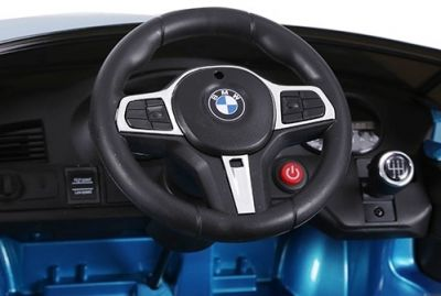 Accu Auto BMW 6-Serie GT Zwart 12V 2.4G Rubber Banden-4