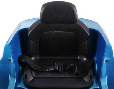 Accu Auto BMW 6-Serie GT Zwart 12V 2.4G Rubber Banden-3