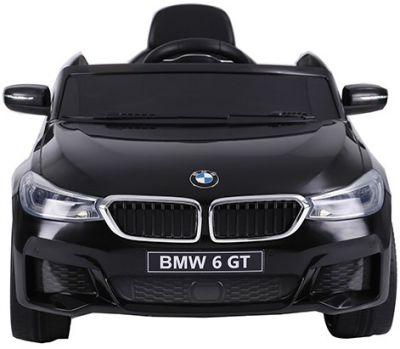Accu Auto BMW 6-Serie GT Zwart 12V 2.4G Rubber Banden
