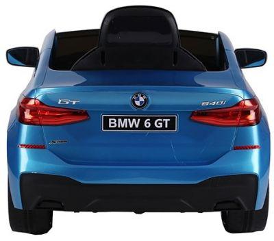 Accu Auto BMW 6-Serie GT Blauw Metallic 12V 2.4G-2