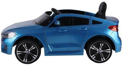 Accu Auto BMW 6-Serie GT Blauw Metallic 12V 2.4G-1