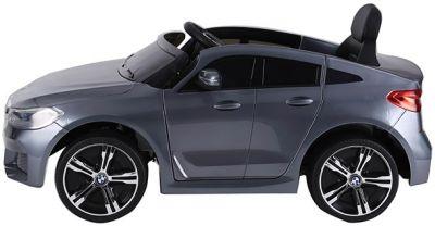 Accu Auto BMW 6-Serie GT Grijs Metallic 12V 2.4G Rubber Banden-1