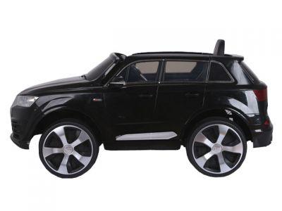 Accu Auto AUDI Q7 Zwart 12V Deuren Rubber Banden-1