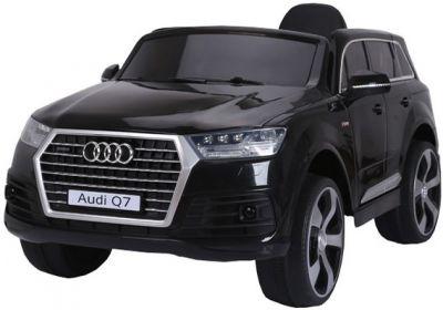 Accu Auto AUDI Q7 Zwart 12V Deuren Rubber Banden
