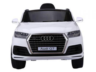 Accu Auto AUDI Q7 Wit 12V Deuren, Rubber Banden-1