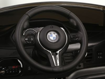 Accu Auto BMW X6M 1 Pers. Rood Metallic 12V 2.4G Rubber Banden-4