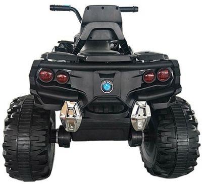 Accu Quad Venom Zwart 12V Leder rubber banden 2,4G Afst. Bed. -2