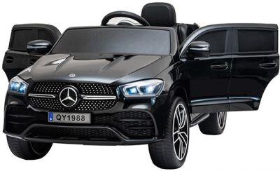 Accu Auto MERCEDES GLE 450 Zwart metallic Rubber Banden-2