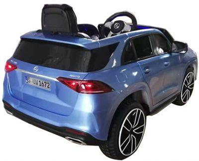 Accu Auto MERCEDES GLE 450 Blauw metallic Rubber Banden-1