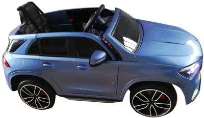 Accu Auto MERCEDES GLE 450 Blauw metallic Rubber Banden-2