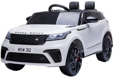 Accu Auto Range Rover Velar Wit 1-Pers 12V 2.4G Rubber Banden