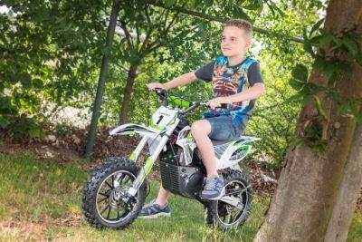 Mini Cross Bike JUMPER Groen 500W 36V -2