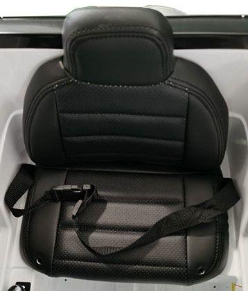 Accu Auto Mercedes G63 AMG Zwart metallic 12V 2,4G Rubber Banden-5