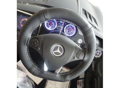 Accu Auto Mercedes SLS AMG Zwart Metallic 12V MP4-TV Rubber Banden-8