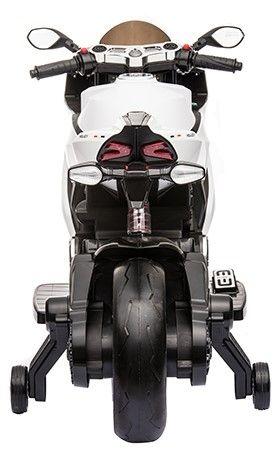 Accu Motor Diablo Wit 12V Rubberen LED Banden-3