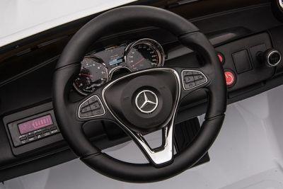 Accu Auto MERCEDES GLC63-AMG 4X4 MP4 Scherm Wit 2 Persoons-3